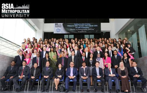 亚洲城市大学工商管理博士DBA学位班课程图片